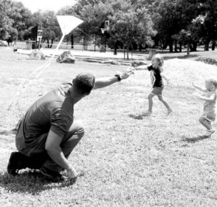 Kites bring fun, laughter