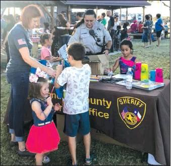 BIG NATIONAL NIGHT OUT GATHERING