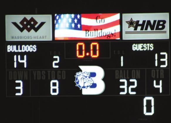 Bulldogs battle back for hard win