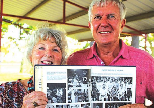 A Trip Down Memory Lane: Bandera alumni reunite