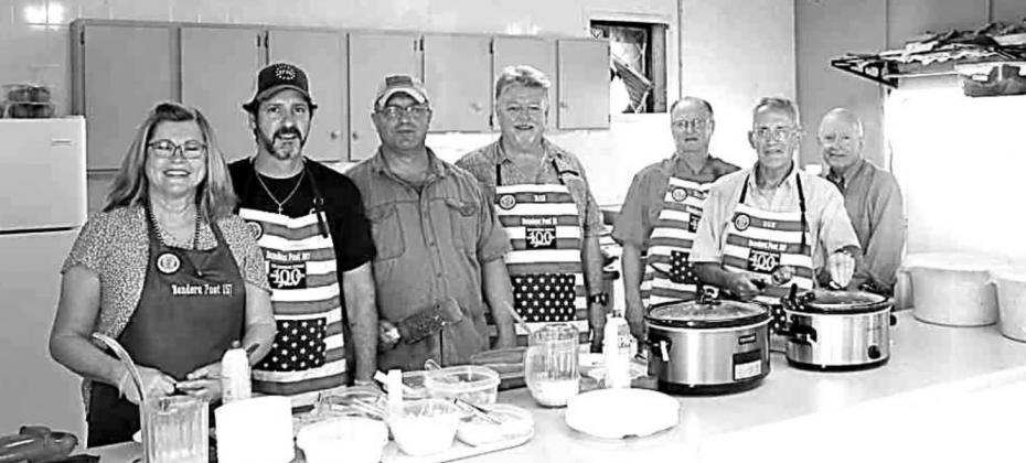 American Legion hosts community breakfast