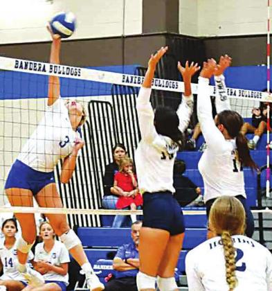 Volleyball team loses home opener
