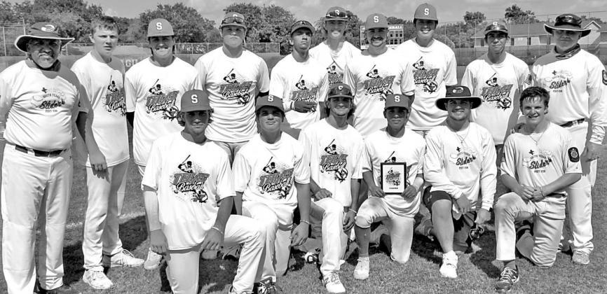 Hill Country American Legion baseball underway