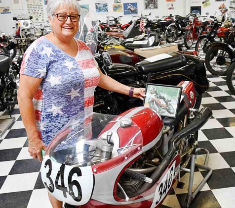 Motorcycle museum a hidden county treasure