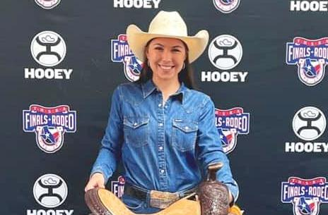 Outhier crowned rodeo champion
