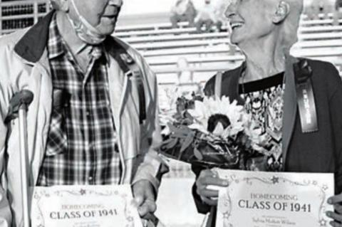 MHS HONORS CLASS OF 1941