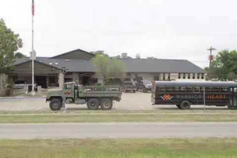 Warriors Heart acquires Bandera Lodge