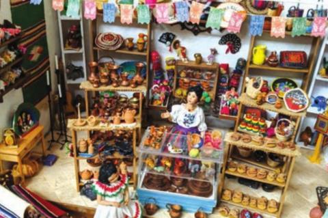 Mini museum houses millions of treasures