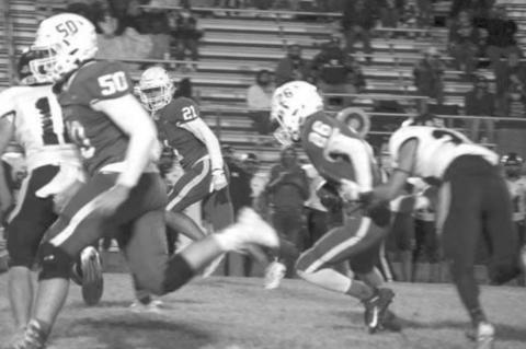 Bulldogs fall to Hondo 56-14