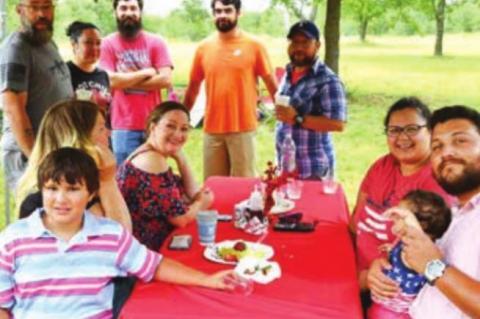 Ranch serves veterans free breakfast