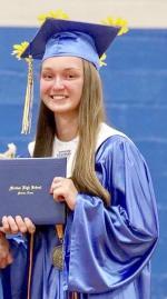 Kaila Morgan awarded scholarship